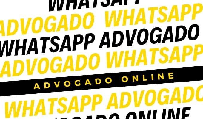 Advogados Online WhatsApp
